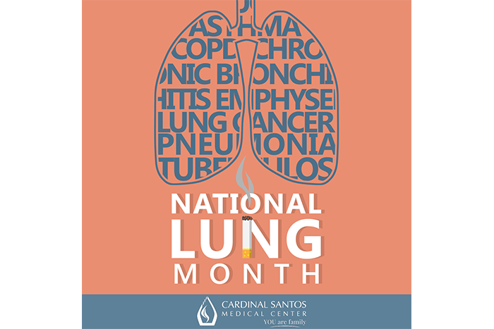National Lung Month 2018