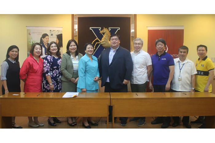 From students to alumni - CSMC expands partnership with Xavier School